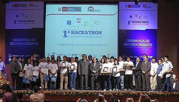Innovadores presentaron soluciones para la educación especial