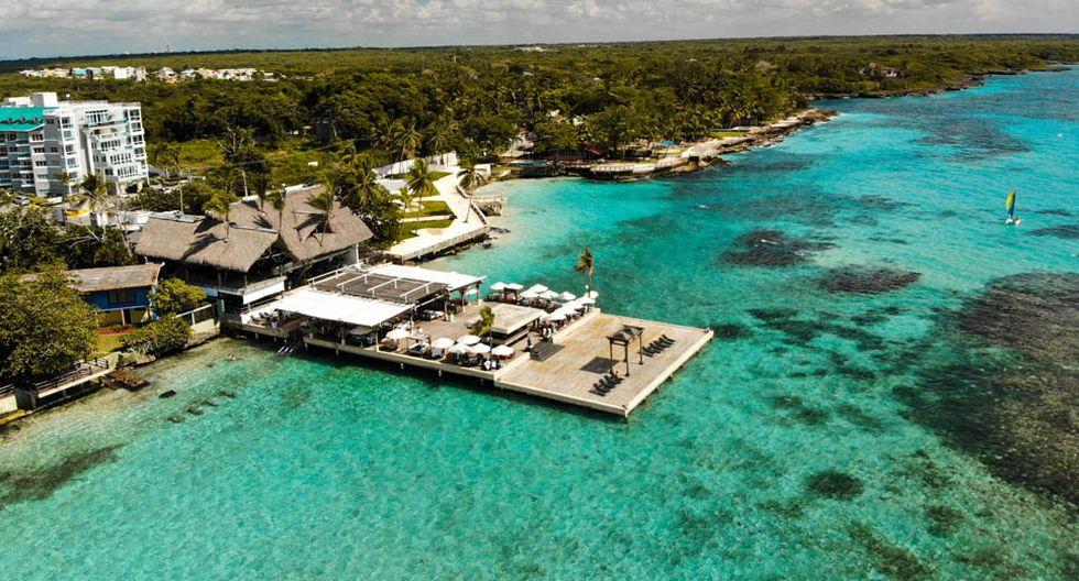La playa Boca Chica está a 30 km del centro de la urbe. Disfruta del mar Caribe.(Foto: Shutterstock)