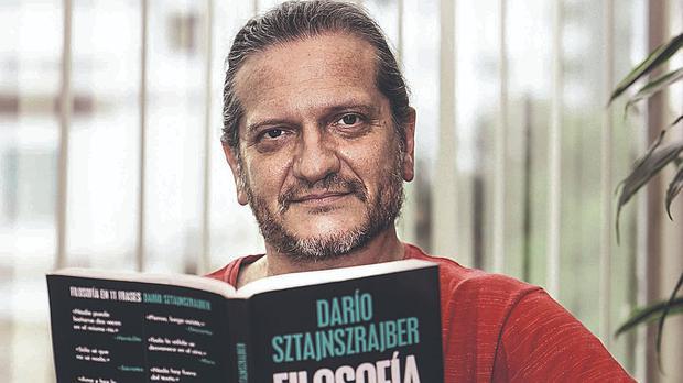 """Darío Sztajnszrajber: """"La filosofía no resuelve problemas, los crea"""""""