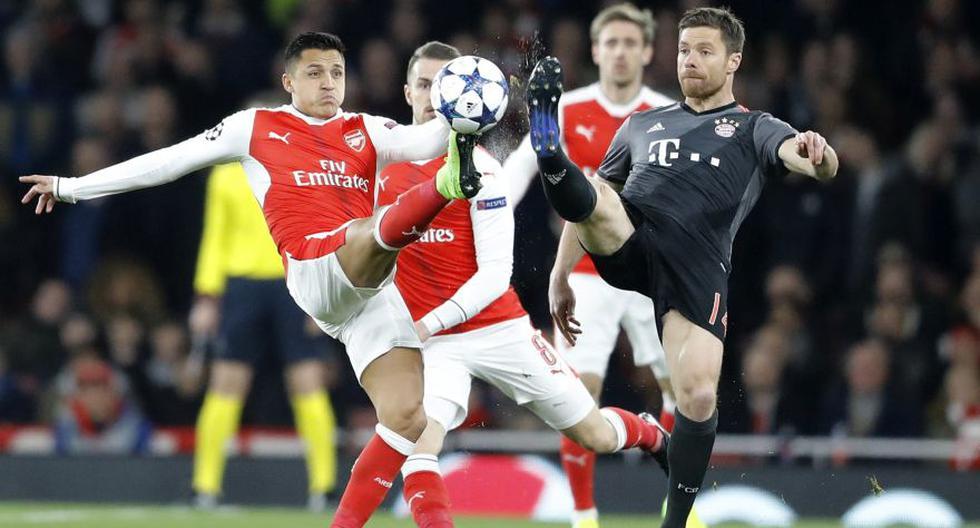 Arsenal - Bayern Múnich: imágenes de aplastante victoria bávara - 1