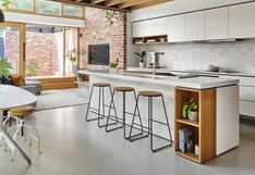 Esta casa de 100m2 te conquistará por su diseño moderno | FOTOS