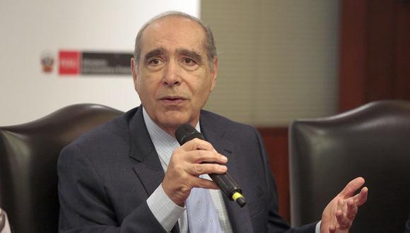 Roberto Abusada es considerado uno de los arquitectos de las reformas que le permitieron al Perú salir del caos económico en los años 90. (Foto: GEC)