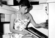 Recordamos los trucos detrás de la dieta de Audrey Hepburn