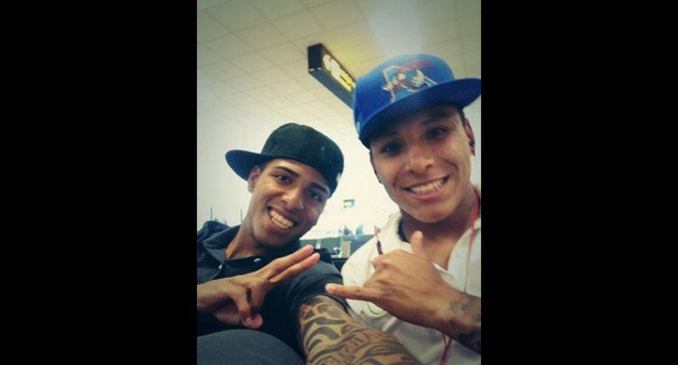 De Ruidíaz a Pizarro: los 'selfies' de los jugadores peruanos - 13
