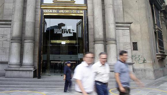 Hoy se reportó un monto negociado de S/76.7 millones en la bolsa limeña. (Foto: El Comercio)