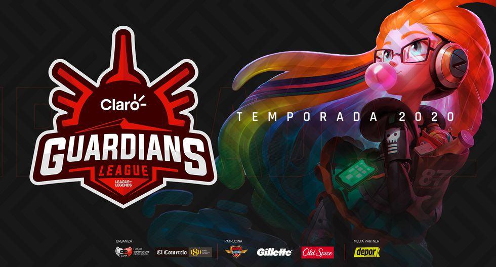 El Claro Guardians League es el máximo competitivo de League of Legends en Perú. (Imagen: Liga de Videojuegos Profesional)