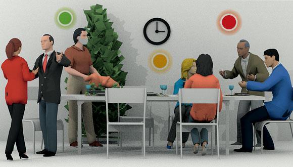 En lo posible se deben evitar los espacios cerrados, las reuniones prolongadas y los contactos físicos. (Infografía: Raúl Rodríguez)