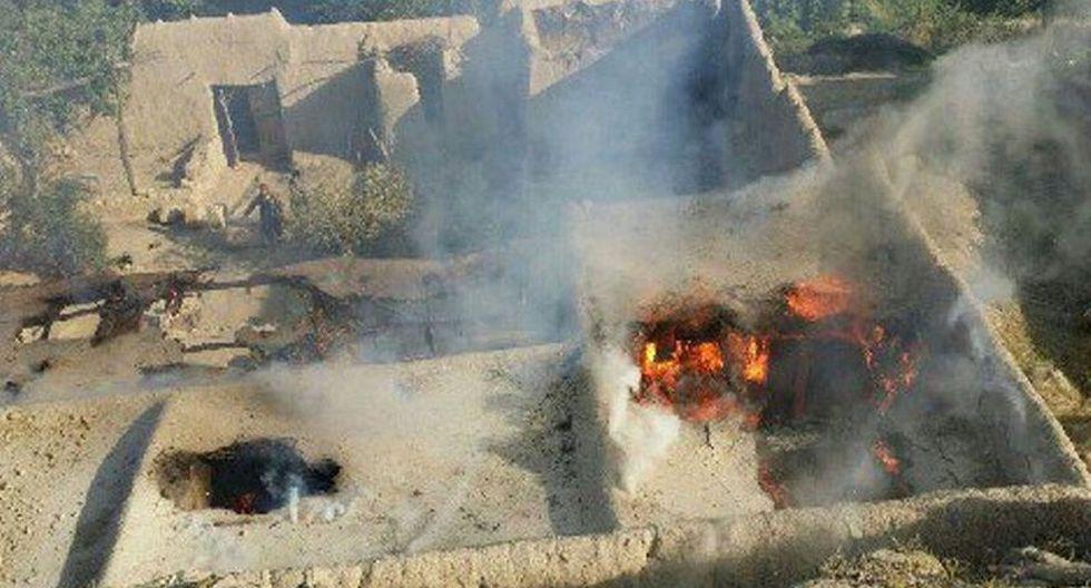 Atentado terrorista deja 47 muertos en Afganistán