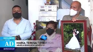 Familia de Lapadula lo bautiza como el 'Tanque Inca'