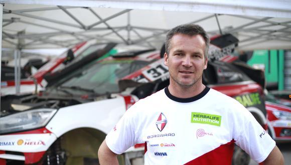 Nicolás Fuchs quiere la revancha en el Rally Dakar. (Foto: ITEA Photo)