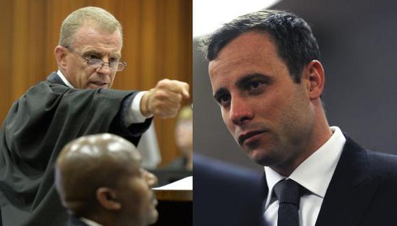 """""""Pistorius no puede librarse de la condena por asesinato"""""""