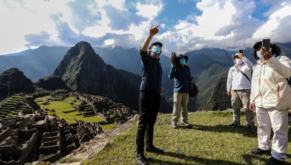 Ahora la Llaqta de Machu Picchu puede recibir en un día hasta 1.116 turistas, entre las 6. a.m. a 3 p.m. (Foto: Melissa Valdivia)