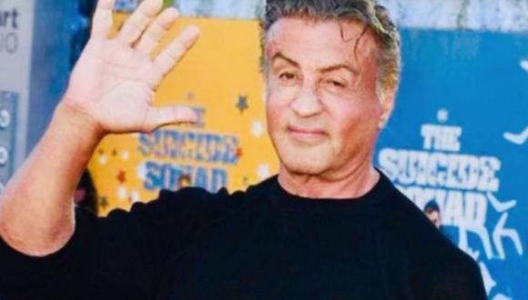 Sylvester Stallone es reconocido mundialmente como una de las grandes estrellas de Hollywood (Foto: Sylvester Stallone / Instagram)