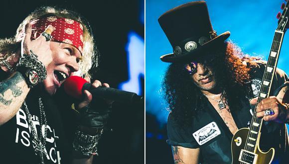 Guns N' Roses: esto hizo Axl para traer de vuelta a Slash