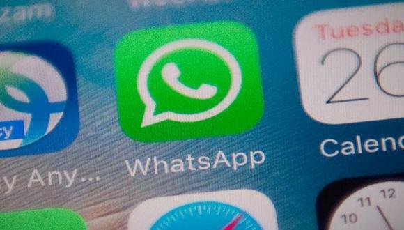 Hasta hace poco, WhatsApp solo permitía buscar archivos GIF, pero no stickers. (Foto: AFP)