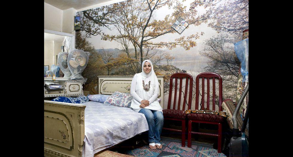 En fotos: El mundo de las mujeres desde sus dormitorios - 7