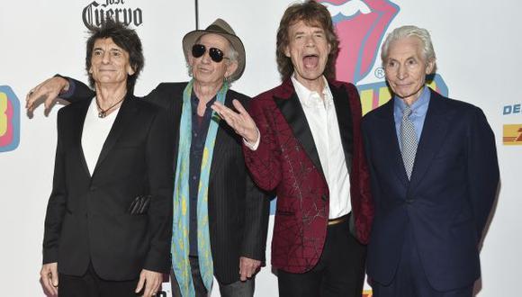 Rolling Stones publican un álbum de estudio tras 11 años