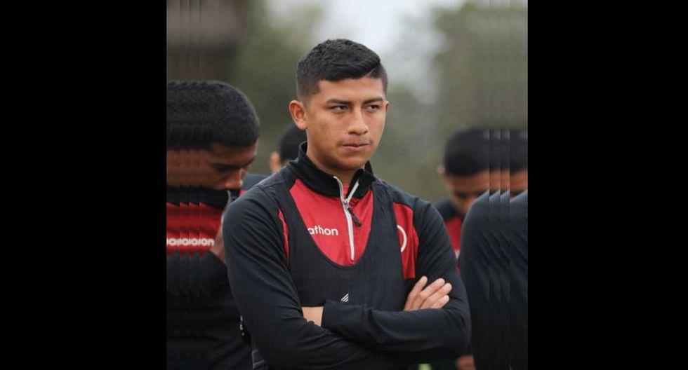 Brayan Velarde: el joven defensor que va a la iglesia y le ganó el puesto en la 'U' a dos mundialistas. FOTO: Universitario de Deportes.