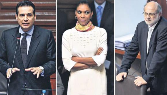 Gana Perú: 3 congresistas renunciaron a comisiones que formaban