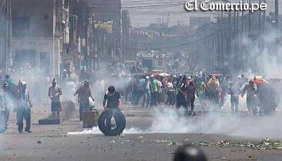 La Parada: condenas de 10 y 8 años de cárcel a 2 por disturbios