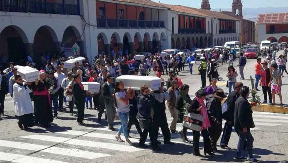 Según el Gobierno, en el periodo de violencia que se desató en Perú entre 1980 y el 2000, más de 20 mil personas desaparecieron. (Foto: Minjusdh)