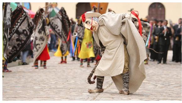 La fiesta con la que Junín inicia el año y que es Patrimonio Cultural Inmaterial de la Humanidad quedó suspendida hasta el 2022.
