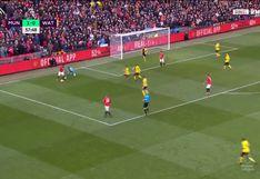 Anthony Martial demostró toda su clase con este increíble gol en Old Trafford   VIDEO