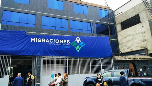 Migraciones informó esta mañana que se amplió el horario de atención en dos sedes de la capital y las siete Jefaturas Zonales. (Foto: Andina)