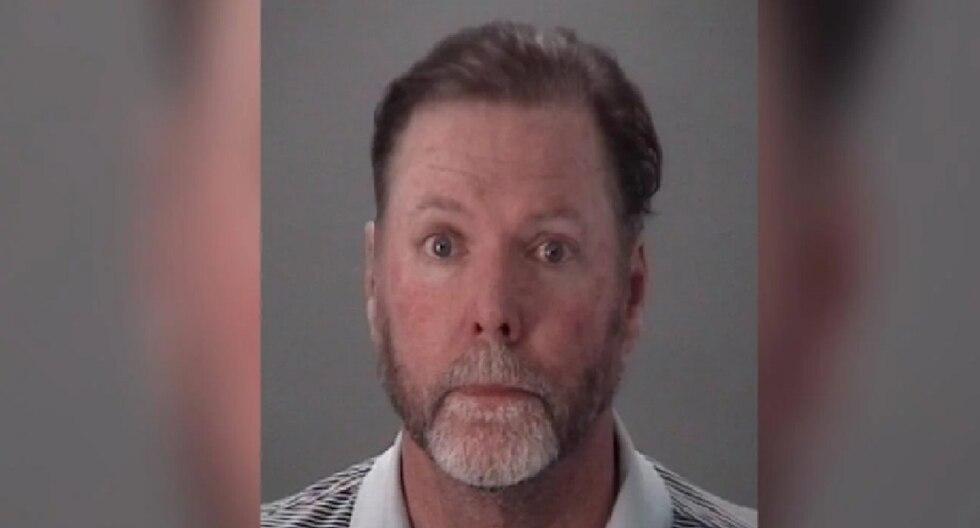 Daniel Lee Martin, el cantante de 54 años que se suicidó tras ser acusado de abusar sexualmente de menores. Crédito: Pasco County Sheriff's Office