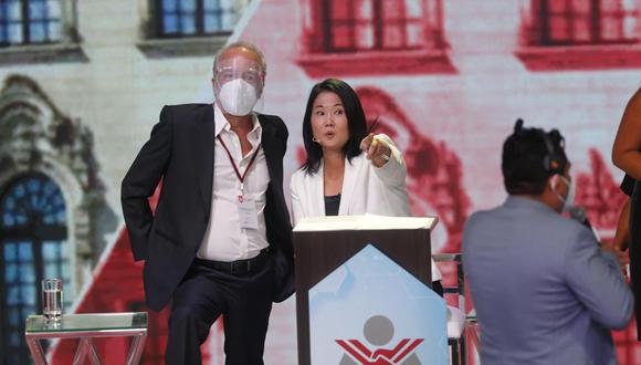 Hernando Guerra García, jefe de plan de gobierno de Fuerza Popular, es la persona que está buscando sumar a otros técnicos a la propuesta de Keiko Fujimori para la segunda vuelta. (Foto: GEC)