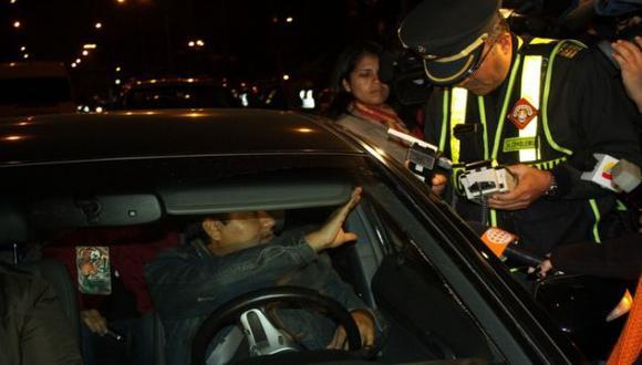 Lima Norte: 44 condenados por manejar ebrios en este mes