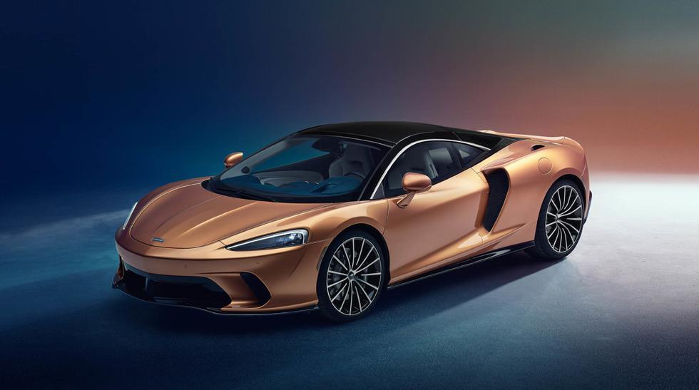 El McLaren GT es un gran turismo de gran desempeño equipado un bloque V8 que desarrolla 620 hp. (Fotos: McLaren).