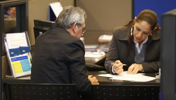 Rentabilidades de los fondos 1 y 2 se recuperaron tras la crisis. (Foto: GEC)