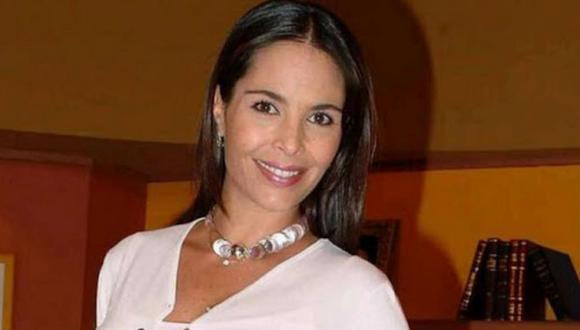 La actriz señaló que le alarmaba la situación de inseguridad que pasaba México en ese momento  (Foto: GEC)