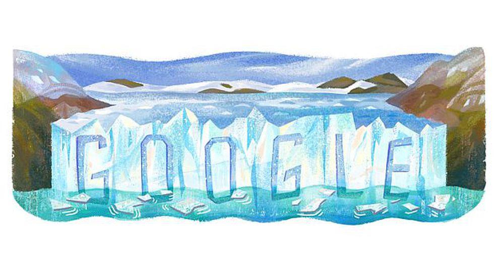 Google celebra aniversario del Parque Nacional Los Glaciares