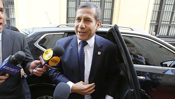El Ministerio Público ha abierto una investigación de oficio contra Ollanta Humala por el caso Madre Mía. (Archivo El Comercio)