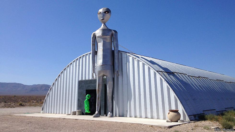 """Área 51: recorra """"La Carretera de los Extraterrestres"""" - 21"""