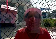 Lambayeque: implementan buzón para dejar mensajes de aliento a pacientes infectados con COVID-19   VIDEO
