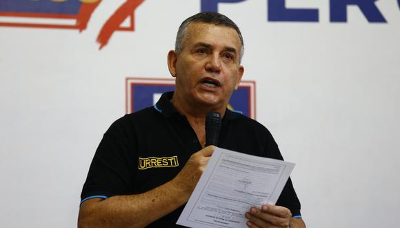 Daniel Urresti será interrogado por el asesinato de Hugo Bustíos. (Foto: Archivo de GEC)