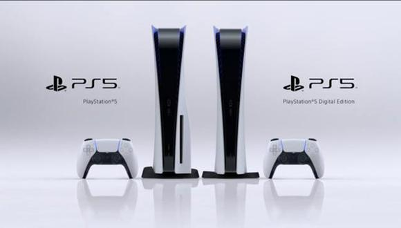 El PS5 es una de las consolas con más demanda en el presente. (Foto: Sony)