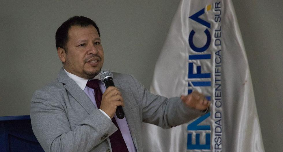 Percy Mayta-Tristán es, además, líder del Grupo Latinoame-ricano de Investigación en Recursos Humanos en Salud. (Universidad Científica del Sur)