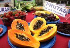 ¿Qué sucede si no comemos frutas y verduras todos los días?