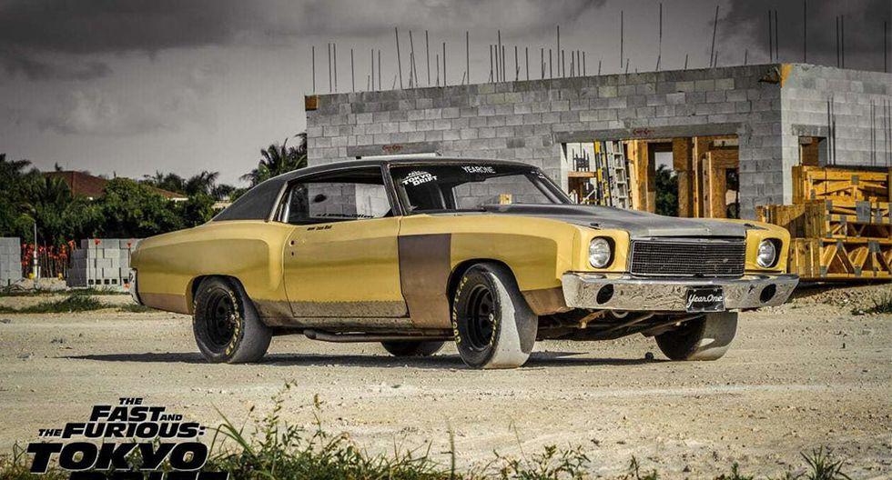 El Chevrolet Montecarlo ha sido puesto a la venta en eBay, por el vendedor Volo Autosales, a un precio de 40,000 dólares. (Foto: Difusión)