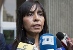 Giulliana Loza critica a Jorge Yoshiyama por no revelar antes que sabía de aportes de Odebrecht