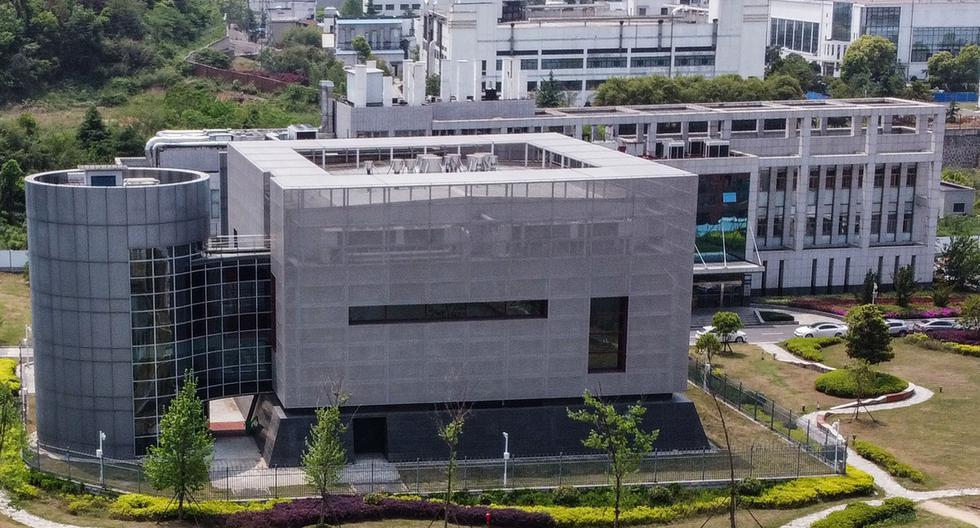 Estados Unidos cree que el coronavirus salió del laboratorio de Wuhan, China lo niega. (Foto: AFP / Hector RETAMAL).