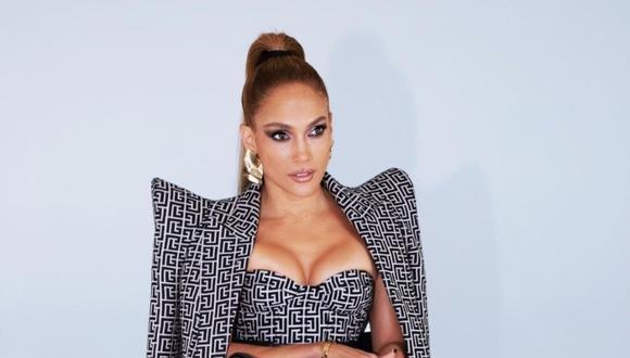 Jennifer Lopez se alista para las fiestas de fin de año. (Foto: @jlo)