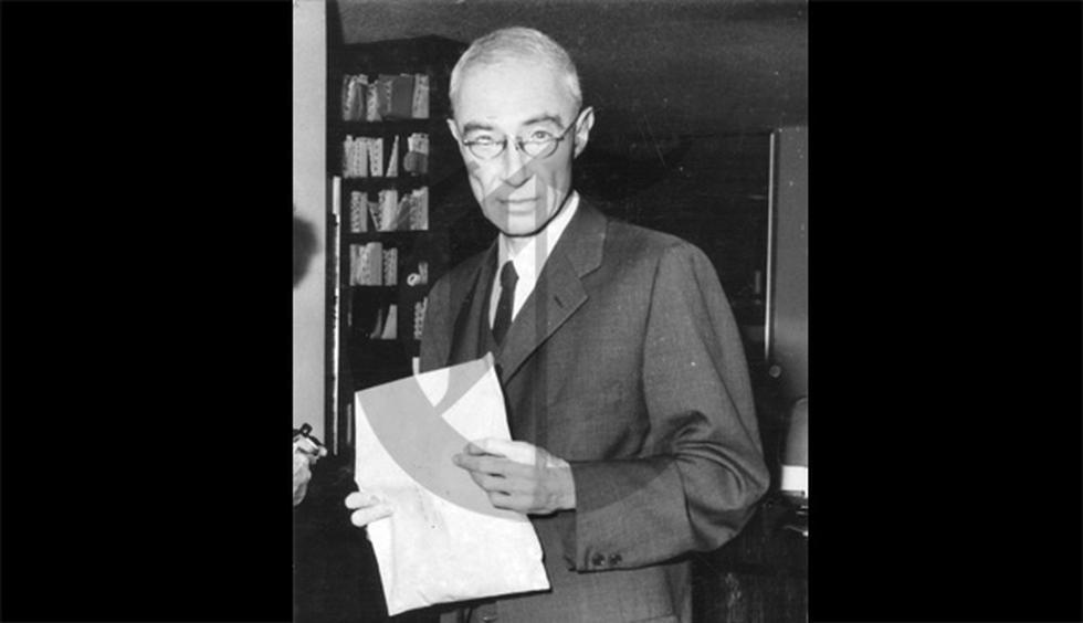 Inventor de la bomba atómica llegó a Lima hace 50 años - 1