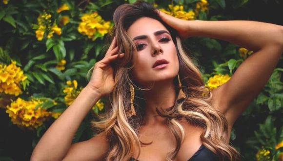 """Su paso por """"Sin senos sí hay paraíso"""" le permitió la proyección internacional de su carrera (Foto: Instagram)"""