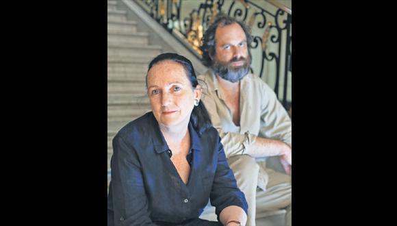 """""""La cautiva"""": declaraciones del autor y la directora de la obra"""