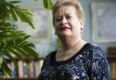 """Martha Hildebrandt: el significado de """"Un cerro de"""""""